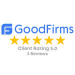 YourCTO is rate 5 stars on GoodFirms